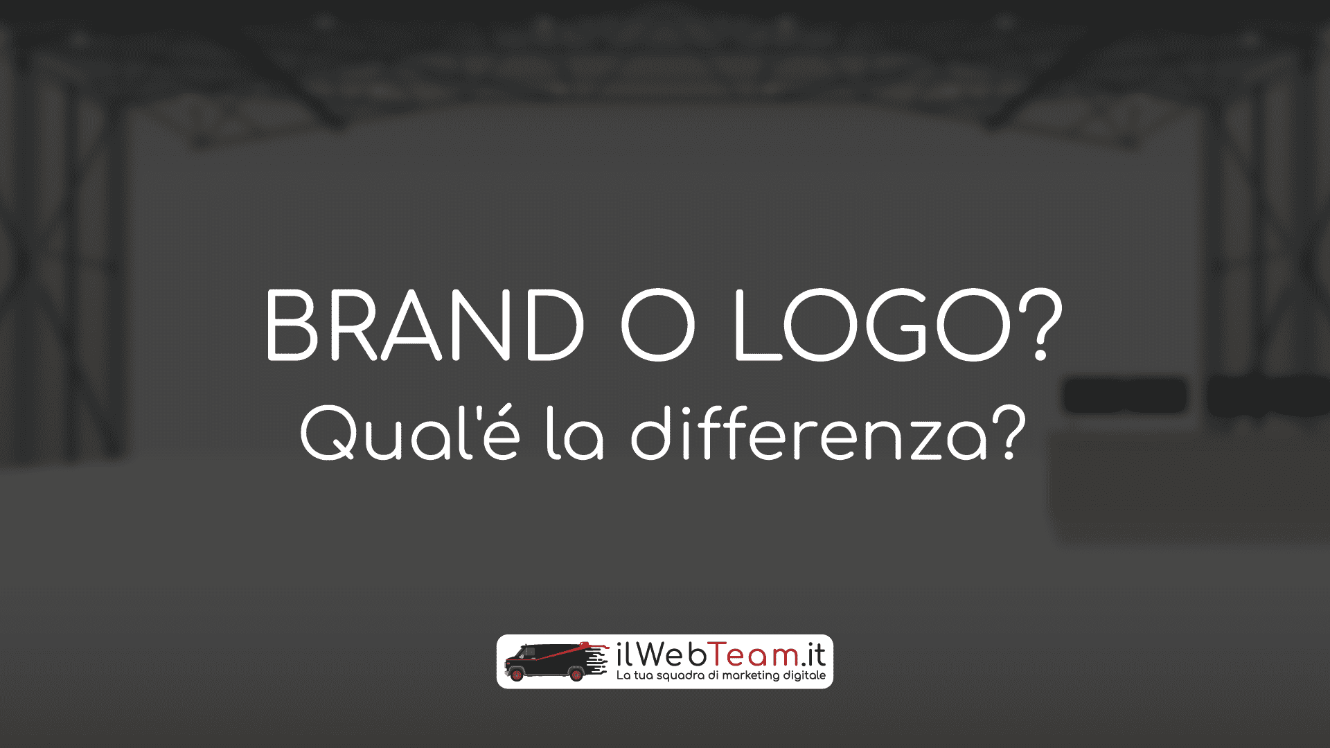 Brand o logo?